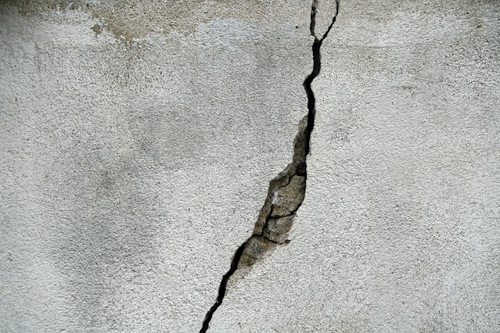 how to fix damaged concrete