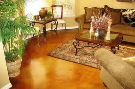 insulated concrete floors for the home