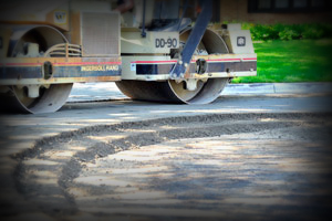 roller compacted concrete can save money